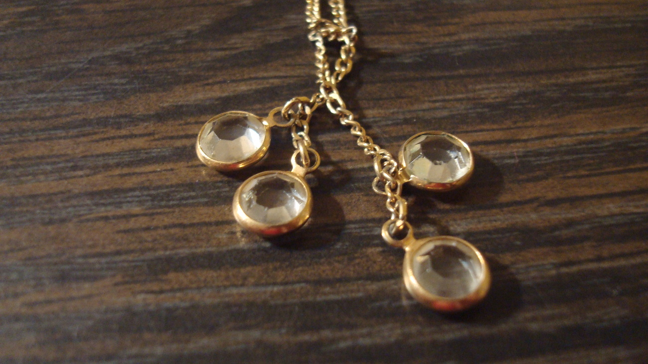 Gold Necklace , Avon , Vintage Jewelry and 50 similar items