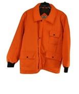 Red Head Hunting Jacket Mens Sz Medium Blaze Orange Insulated (hg) - $32.00