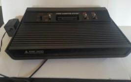 Atari 2600 Game Console - CX-2600A  Parts or Repair 6 Switch Taiwan - $41.73