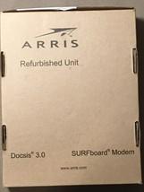 Arris Motorola SB6121 Docsis 3.0 Cable Modem SB6121RB 575319-029-RB 612572210383 - $19.99