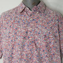 Vtg Reyn Spooner Hawaiian Aloha Shirt Size XL Commemorative Classics Floral - $45.99