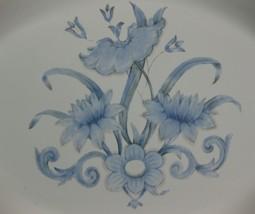 "Royal Doulton Inspiration LS1016 Oval Serving Platter 13"" Lambethware England image 2"