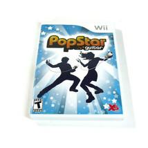 PopStar Guitar (Nintendo Wii, 2008)  - $7.91