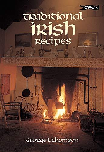 Traditional Irish Recipes [Paperback] George L. Thomson