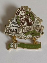 Disney's Grand Floridian Resort And Spa 30th Anniversary LE Disney Dangl... - $24.74