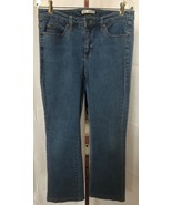 Lee Women's Slender Secret Flap Pocket Bootcut Blue Jeans Size 10 S (30 ... - $13.95
