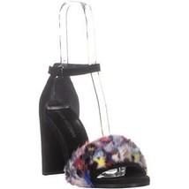 Stuart Weitzman Icelandia Chunky Heels, Bright Mink, 9 US - $188.15