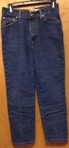 Levi's 512 classic slim tapered girls size 6 slim BLUE JEANS SIZE 26 1/2 X 24 1/ - $14.95
