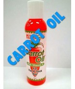 AFRICAN ANGEL NATURAL CARROT OIL HAIR, BODY OILS 4 FL OZ - $3.99