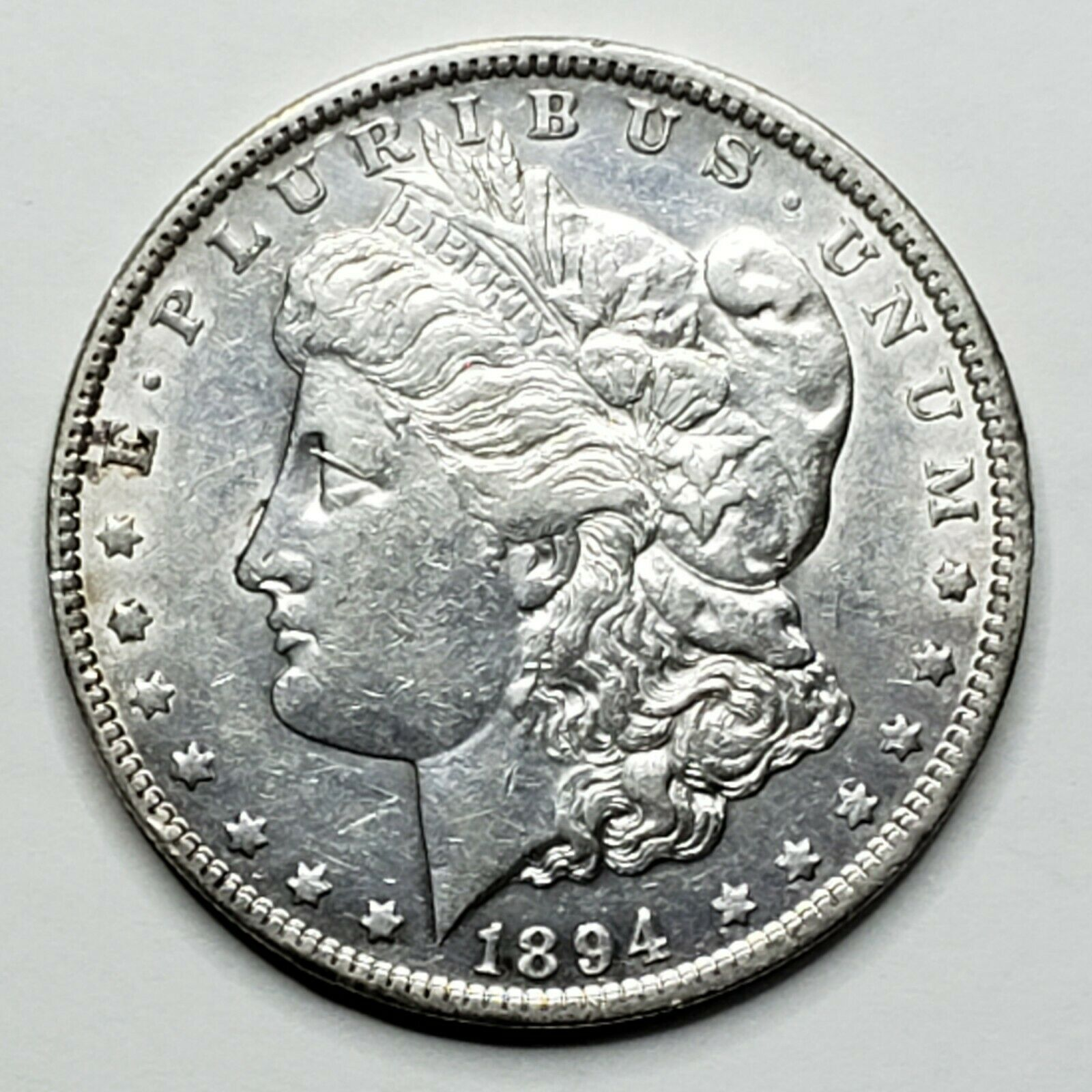 1894O MORGAN SILVER DOLLAR COIN Lot# 519-64