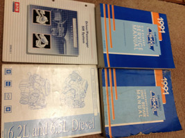 1991 CHEVY CK TRUCK 1500 2500 3500 Service Shop Repair Manual SET W EWD & Diesel - $89.05