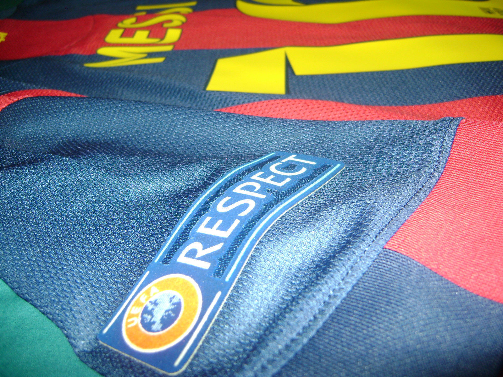 NIKE LIONEL MESSI FC BARCELONA FINAL UEFA CHAMPIONS LEAGUE BERLIN 2015  MATCH JER eb2a8a4fb