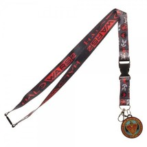 Halo Wars 2 Icon  ID Badge Holder Keychain Lanyard - $12.00