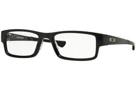 Oakley Gafas Airdrop Tinta Negra con / Claro Demo Lentes OX8046-02 53 - $166.54