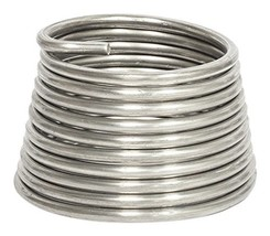 Jack Richeson JACK-400360 Armature Wire 1/4 Inch .25 10', 10Ft, Silver - $23.19