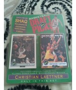 1992 Classic Basketball Draft Pick 61 Card Set Sealed Shaquille O'Neal R... - $21.95