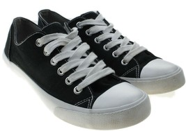 Size 7 Black Lenia Womens Girls Sneakers Shoes Mossimo Supply Co - $12.82