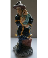 Heroes Helping People Fireman and Baby Figurine Pre-owned - $13.50