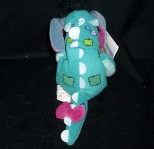 DISNEY STORE WINNIE THE POOH DINOSAUR EEYORE BEAN BAG STUFFED ANIMAL PLUSH TOY image 2