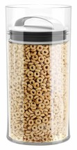Storage Canister Large Airless Cookies Cereal Keeper Holder Clear Airtig... - $34.30