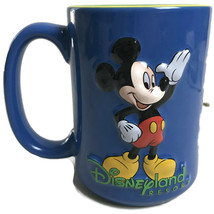 Disneyland Resort Disney Parks Coffee Tea Mug Cup Raised Mickey Mouse - $24.72