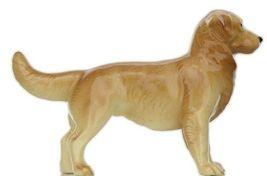 Hagen Renaker Dog Golden Retriever Papa Ceramic Figurine image 9