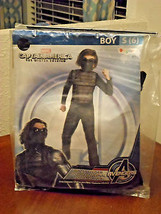 Avengers Captain America Winter Soldier Halloween Costume Sz 6 - $19.99