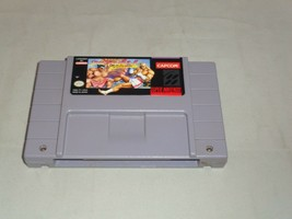 Street Fighter II Turbo, Game Only, Super Nintendo SNES - $14.99