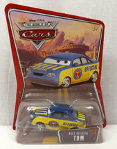 Disney Pixar Cars WORLD OF CARS SERIES- RACE OFFICIAL TOM #57  - $5.00