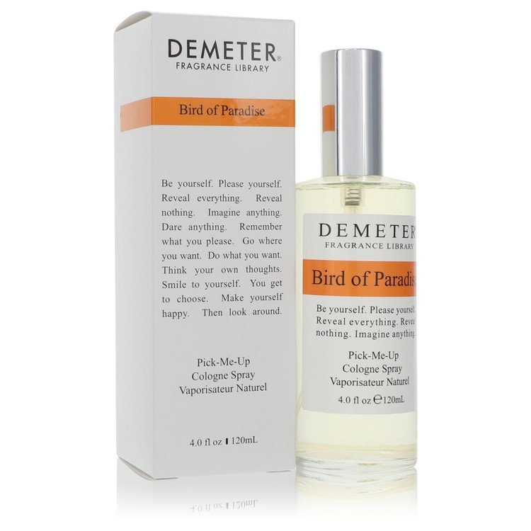 Demeter Bird Of Paradise 4 oz Cologne Spray (Unisex) - $18.00