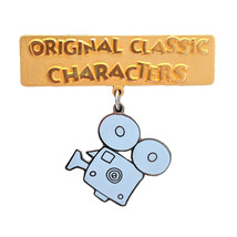 Original Classic Characters Disney Lapel Pin: Camera - $20.00