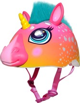 Raskullz Unicorn Kid Bike Helmet 3D Safety Bicycle Sports Scooter Skatin... - $31.53