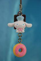 Bandai Sanrio Cinnamoroll Cafe Mascot Gashapon Mini Strap Figure Cinnamoroll - $24.99