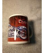 ORANGE COUNTY CHOPPERS  COFFEE MUG / CUP--HOUSTON HARVEST--2004---FREE S... - $19.08