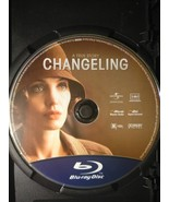 Changeling Blu Ray Based on a True Story - $2.95