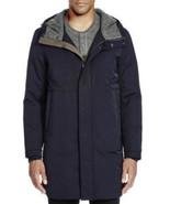 VINCE Mens Coat Hood Long Bloomingdale's Exclusive Navy Size M XL MyAFC - $479.99