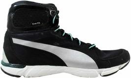 Puma FormLite XT Mid Black/Ebony-Silver Metallic 186208 02 Women's - $53.65