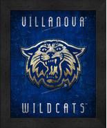 "Villanova Wildcats ""Retro College Logo Map"" 13x16 Framed Print  - $39.95"