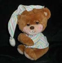 VINTAGE 1985 FISHER PRICE TEDDY BEDDY BEAR STUFFED ANIMAL PLUSH TOY 1401... - $36.47