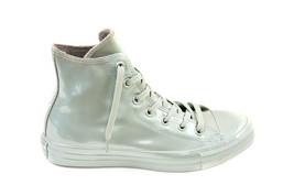Converse Womens CTAS Rubber HI 553268C Sneakers Metalic Size US 8 RRP $130 - $69.00