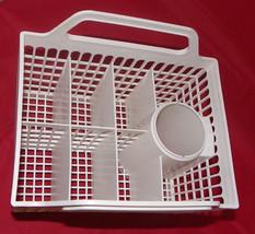Dishwasher Silverware Basket Square Utensil Basket 8 compart Estate / Whirlpool - $9.99