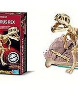 Toy T-Rex excavation kit - $13.95