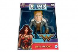 Wonder Woman Metals Diecast M295 Steve Trevor Figure - $8.00