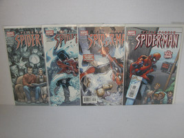 PETER PARKER SPIDER-MAN #50 - 53 - FREE SHIPPING! - $14.03