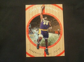 1998-99 Upper Deck Hardcourt #53 Shaquille O'neal -Los Angeles Lakers- - $3.12
