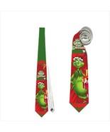 Necktie tie grinch christmas - $22.00