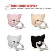 2pcs 360 Degrees Rotatable Finger Ring Holder Mobile Phone Holder for ip... - $10.96