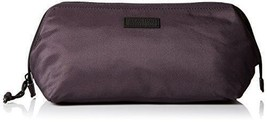 Kenneth Cole REACTION Men's Fabric Top Zip Toiletry Travel Kit, Black, NWT - $15.95