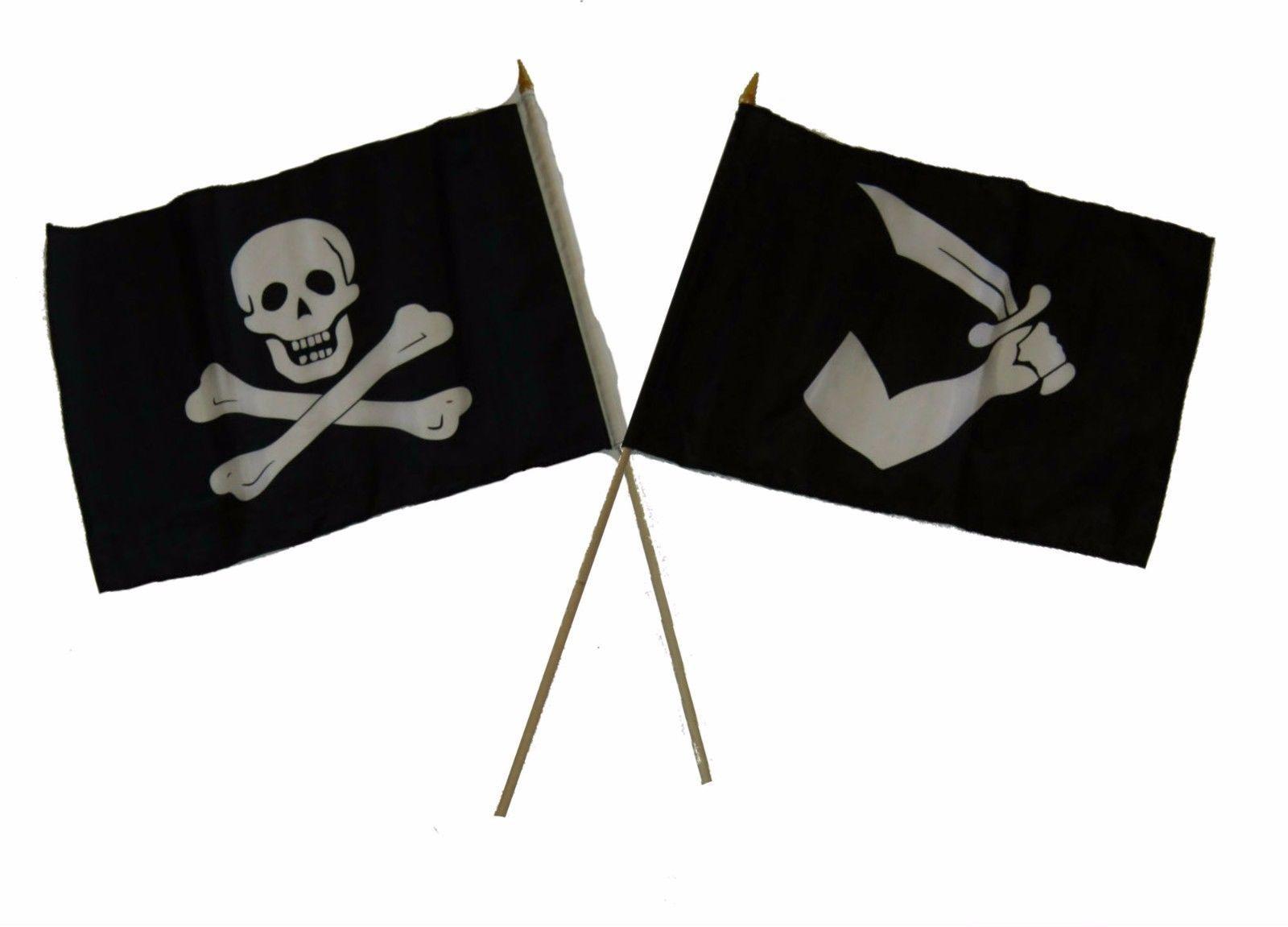 "Wholesale Lot of 12 U.S Marines Marine Corps Black 4/""x6/"" Desk Table Stick Flag"
