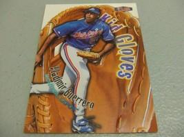1998 Fleer Ultra #12KG 'KID GLOVES' Vladimir Guerrero -Montreal Expos- - $3.12